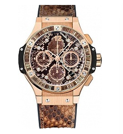 Hublot 41mm Boa Bang Rose Gold