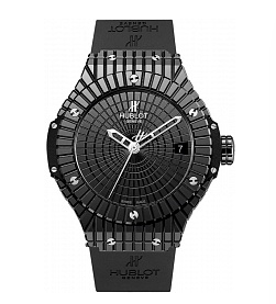 Часы Hublot Big Bang Black Caviar