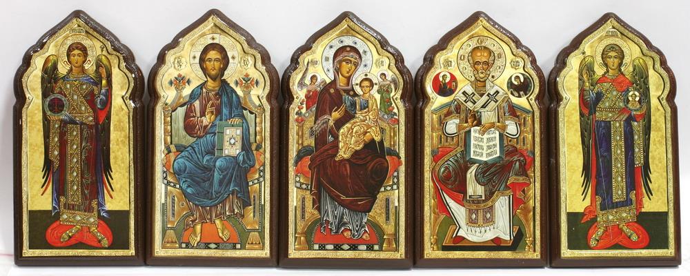 Оценка антикварных икон